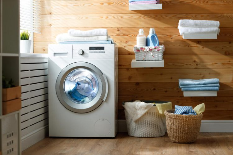 HOW TO GET A STYLISH LAUNDRY ROOM